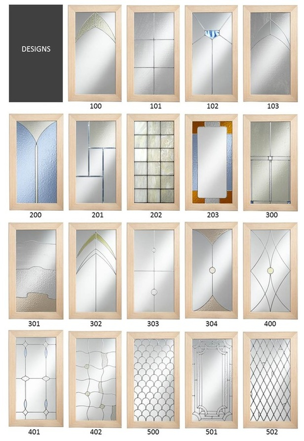 Leaded Glass Cabinet Doors: See many design ideas for your home ...